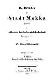 Auszüge aus den Geschichtsbüchern der Stadt Mekka