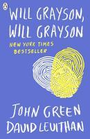 Will Grayson  Will Grayson PDF