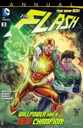 The Flash Annual (2012-) #2