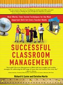Successful Classroom Management Book