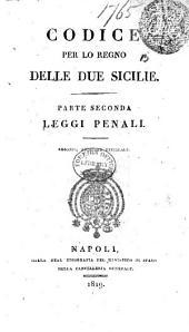 Codice per lo regno delle Due Sicilie: Volumi 1-5