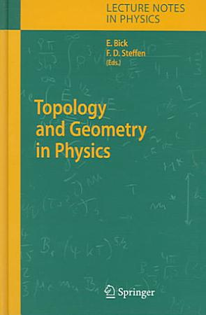 Topology and Geometry in Physics PDF