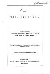 The Thoughts of God