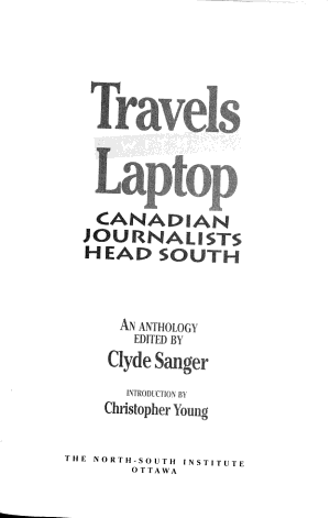 Travels with a Laptop