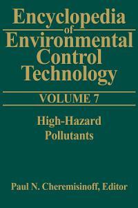 Encyclopedia of Environmental Control Technology  Volume 7 PDF