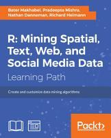R  Mining spatial  text  web  and social media data PDF