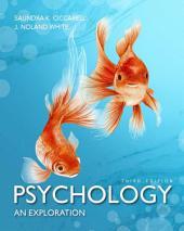 Psychology: An Exploration, Edition 3