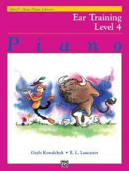 Alfred S Basic Piano Library Ear Training Book 4 Book PDF