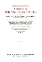 A History of the American People: Volume 7