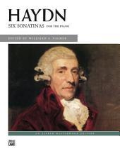 6 Sonatinas: For Intermediate to Late Intermediate Piano