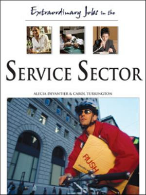 Extraordinary Jobs in the Service Sector PDF