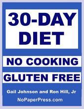 30-Day Gluten-Free No-Cooking Diet