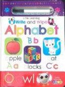Write and Wipe Alphabet
