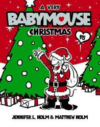 A Very Babymouse Christmas Book PDF