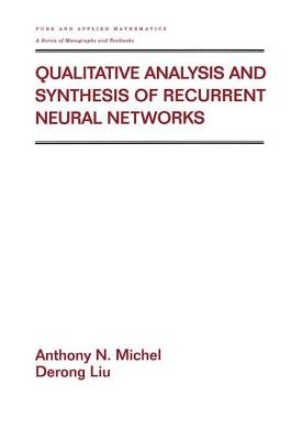 Qualitative Analysis and Synthesis of Recurrent Neural Networks PDF