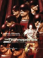 Les Technopères T4 : Halkattrazz, l'étoile des Bourreaux
