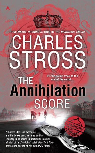Download The Annihilation Score Book