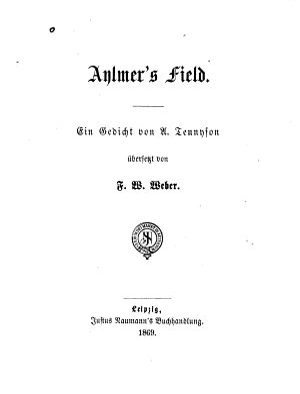 Aylmer s field PDF