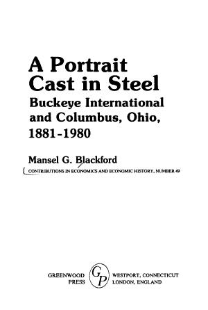 A Portrait Cast in Steel PDF