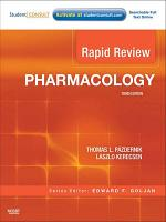 Rapid Review Pharmacology E Book PDF