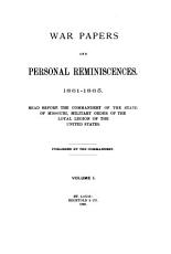 War Papers and Personal Reminiscences PDF