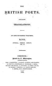 The Satires of Decimus Junius Juvenalis: Volume 2
