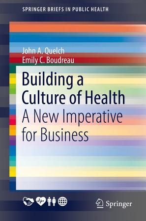 Building a Culture of Health PDF