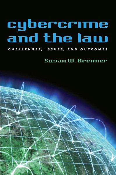 Download Cybercrime and the Law Book