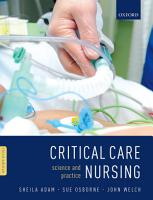Critical Care Nursing PDF