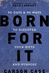 Born For It Book