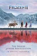 Frozen 2  The Deluxe Junior Novelization  Disney Frozen 2