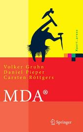 MDA®: Effektives Software-Engineering mit UML2® und EclipseTM