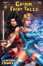 Grimm Fairy Tales Age of Camelot Issue #16