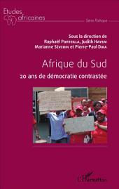 Afrique du Sud: 20 ans de démocratie contrastée