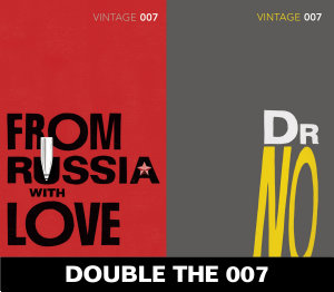 Double the 007  From Russia with Love and Dr No  James Bond 5 6  Book