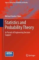 Statistics and Probability Theory PDF