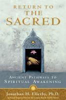 Return to the Sacred PDF
