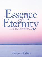 Essence of Eternity PDF