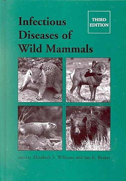Infectious Diseases of Wild Mammals PDF