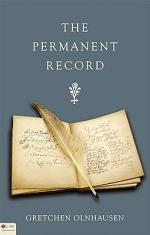 The Permanent Record