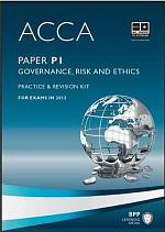 ACCA Paper P1 - Professional Accountant Practice and revision kit