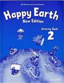 Happy Earth  Level 2 Activity Book