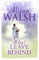 All That I Leave Behind PDF