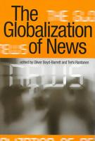 The Globalization of News PDF