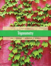 Trigonometry: Edition 10