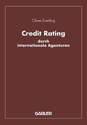 Credit Rating durch internationale Agenturen PDF