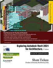 Exploring Autodesk Revit 2021 for Architecture  17th Edition PDF