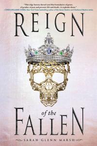 Reign of the Fallen Book