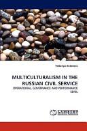 Multiculturalism in the Russian Civil Service PDF