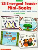 25 Emergent Reader Mini Books